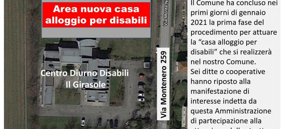 Casa Alloggio per Disabili