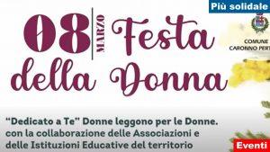 Eventi Festa della Donna