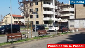 Panchine via G. Pascoli