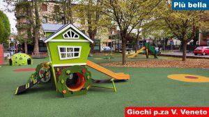 Parco giochi p.za V. Veneto
