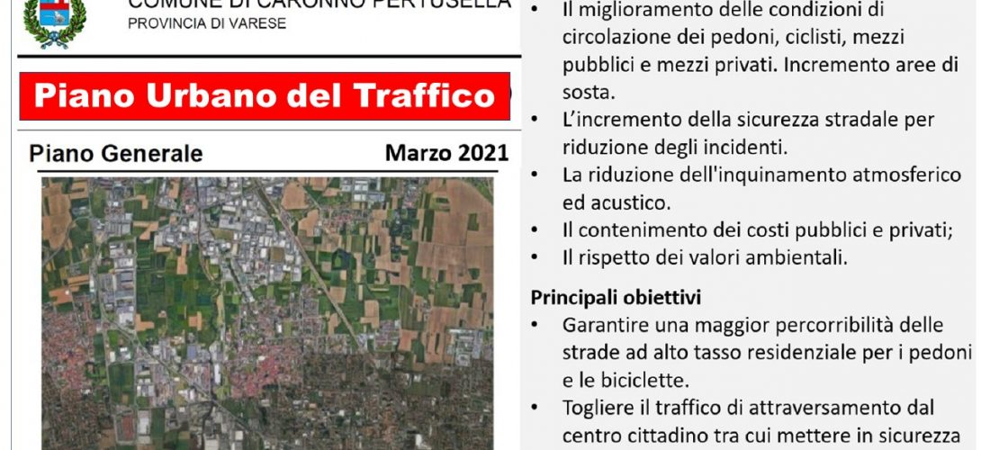 Piano Urbano del Traffico