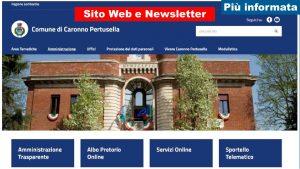 Sito Web rinnovato e Newsletter